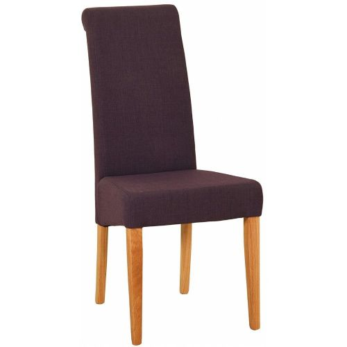 Elworth Rollback Chair Mauve